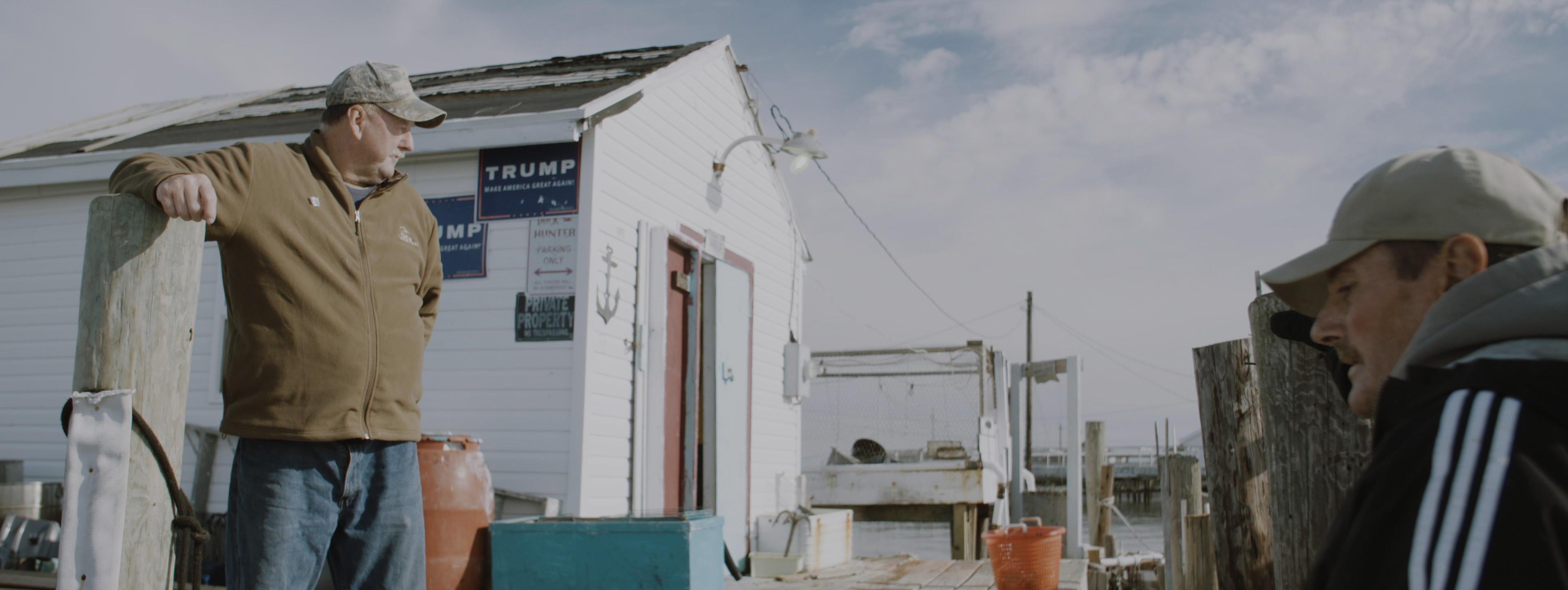Tangier island feature documentary