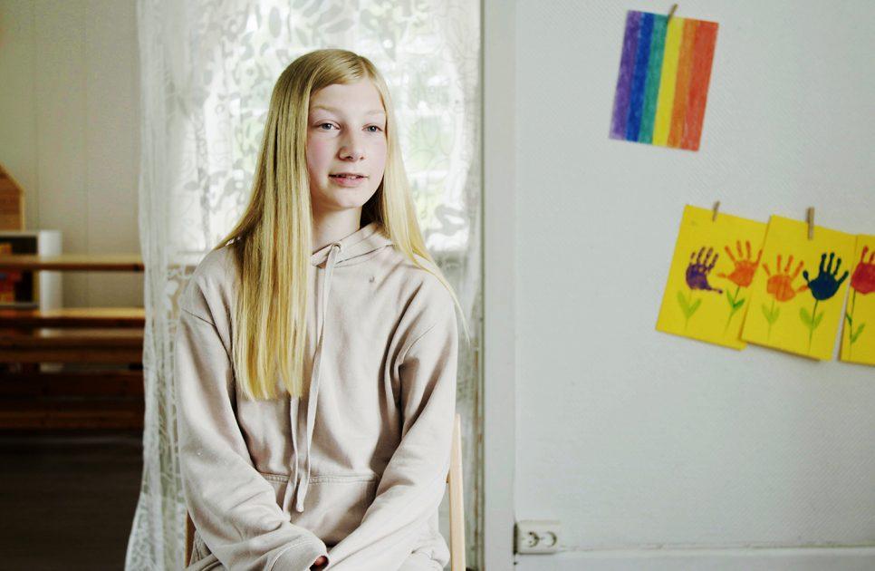 barn og kjønn dokumentarfilm